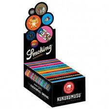 SMOKING Kukuxumusu 1 1/4 Medium Size Cigarette Rolling Papers 50  Booklets