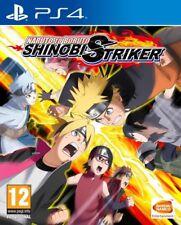 Naruto to Boruto Shinobi Striker Ps4 Bandai Namco