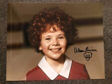 Ailene Quinn and he signed autographed photo