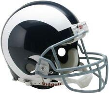 Nfl Mini Helmet Los Angeles Rams Throwback Riddell 1965-72 Helmet Football