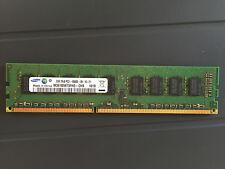 SAMSUNG Barrette de mémoire DIMM 2Go (1 x 2 Go) DDR3 1333 Mhz (10600) CL9