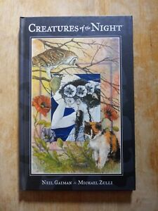 Creatures of the Night by Neil Gaiman & Michael Zulli
