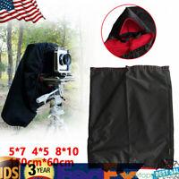 5x7 4x5 8x10 Professional Dark Cloth Focus Hood Large Format Camera Barrel NEW