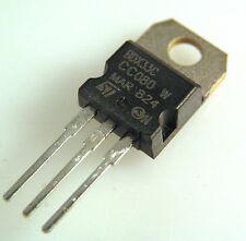 S.T. BDX33C NPN RF Darlington & diode transistor de puissance 1 Pièces OM0124Z3