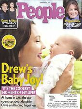 People Magazine - December 24, 2012 - Drew Barrymore, Lindsey Vonn, Jenni Rivera