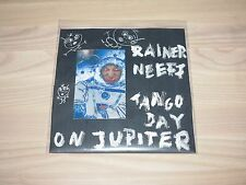 RAINER NEEFF CD BOX - TANGO DAY ON JUPITER / SELF RELEASE CDi SIGNED in MINT