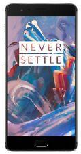 OnePlus 3 64gb [dual-sim] gris [sin bloqueo SIM] bien