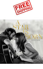 A Star Is Born Original Motion Picture Soundtrack Audio Music CD Lady Gaga