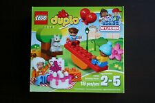 LEGO Duplo My Town Birthday Picnic 10832 NEW & SEALED Preschool Building Kit