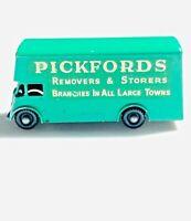 1960 vintage MATCHBOX LESNEY No.46 PICKFORDS REMOVAL VAN diecast