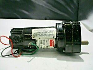 DAYTON 6Z914A DC GEARMOTOR 1/20HP 90V