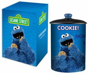 2021 Samoa Cookie Monster 1 oz Silver Proof Like $5 Coin GEM Cookie Jar PRESALE