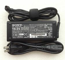 Original OEM AC Adapter for Sony VAIO VGP-AC19V31 VGP-AC19V41 Charger