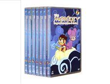 YAMATO VIDEO THE MONKEY SERIE COMPLETA 7 DVD SON GOKU OSAMU TEZUKA