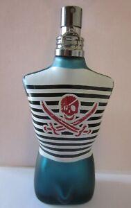Rare Flacon de Parfum Collector Jean Paul Gaultier Le Corsaire Vide EDT 125ml