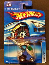 2006 Hot Wheels #204 Hyper Mite - J8022