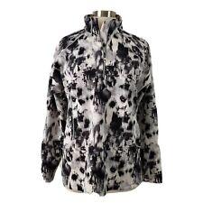 Sunice Megan Thermal Pullover Women's 1/4 Zip Black Serenity Golf Activewear Xl