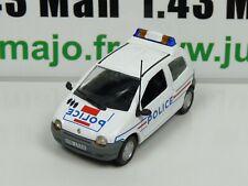 SOL2N Voiture 1/43 NOREV : RENAULT TWINGO 1 POLICE - 1993