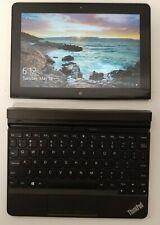 """Lenovo ThinkPad 10 (2nd gen) Intel x7-Z8750 4BG 64GB Wi-Fi BT 10.1"""" + Keyboard"""