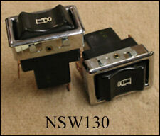 Gas Tank Rocker Switch for Alfa Romeo, Maserati & Other Italian Cars