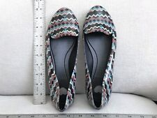 Melissa Women's Flats Shoes US 8 Made In Brazil Multi Color