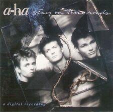 a-ha - Stay On These Roads (CD 1988) Morten Harket