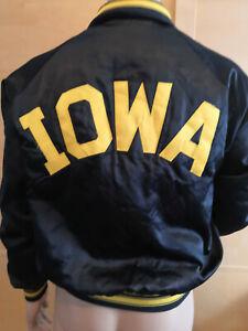IOWA Hawks Football Jacke, Chalk Line, Gr L, Vintage! sehr selten