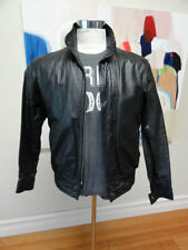 Leather Flight/Bomber Coats & Jackets for Men