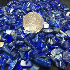 50g Natural Lapis Lazuli Rough Gravel Stone Crystal Lots Healing Fish Tank Decor