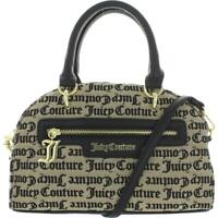 Juicy Couture Womens Oops A Daisy Beige Satchel Handbag Purse Small BHFO 9121