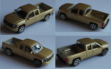 Majorette - Chevy Silverado Pickup / Chevrolet goldmet.