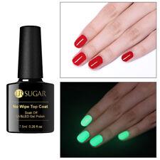 UR SUGAR Luminous No Wipe Top Coat UV Gel Polish Long-lasting Nail Art Manicure