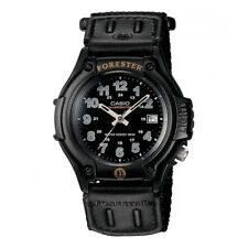 Casio FT500WC/1BVER Forester Watch with Analogue Display 100M with Face light