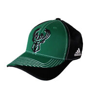 Milwaukee Bucks Structured Adjustable Hat by Adidas