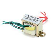 1PC 5W 2x12V 5W Dual 12V Power Transformer Input 220V 50Hz - Output Dual 12V