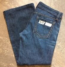 WOMENS GAP JEAN CAPRI SIZE 6A COTTON S-3