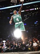 Isaiah Thomas Boston Celtics Autographed Signed 16x20 Photo with Coa JSA,
