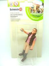 A3-1 Schleich Bauernhof (42137) Pferdepflegerin Schleichtier Schleichtiere