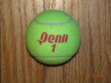 50 Used Tennis Balls Penn (red logo/number)
