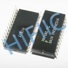 1 pcs MC14581BCL Arithmetic Logic Unit 4-Bit CMOS 14581 IC