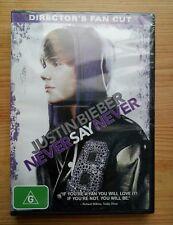 Justin Bieber - Never Say Never (DVD, 2011)