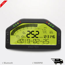 SINCOTECH DO903 Race Dash Display OBD2 Bluetooth Dashboard LCD Screen 9000RPM