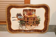 1960's Coca Cola Serving Tray - Food Wagon