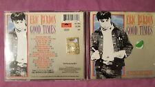 ERIC BURDON - GOOD TIMES. CD