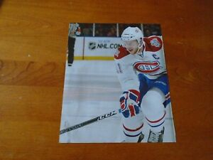 SAKU KOIVU POSTER COLOR 9 BY 11 MONTREAL CANADIENS