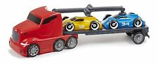 Little Tikes - Wheelz - Car Transporter Truck with Magnetic Car Loader & 2 Cars