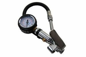 US PRO Compact Air Tyre Inflator with Dial Gauge Cars, Motorcycles 8808