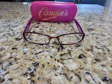 Girls Candies Estelia BU Sunglasses Eyeglasses Frames W/Case 50-15 135