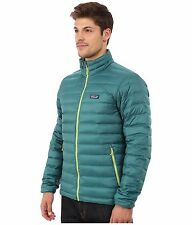 NEW Patagonia Down Sweater Jacket Men's 800 Fill Goose Green Size XL NTW $229