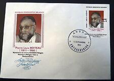 MADAGASCAR  667   PREMIER JOUR FDC      PIERRE LOUIS BOITEAU       30F      1982
